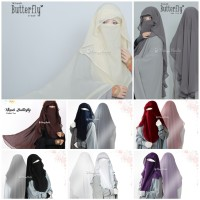 Niqab Butterfly