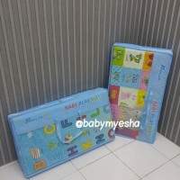 karpet bayi PARKLON Korea baby folding folded PE playmat alas bermain