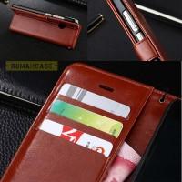 Xiaomi MIA1 MI5X - Flip Cover Wallet Case Casing Dompet hp MI A1 5X