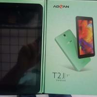 ADVAN VANDROID TABLET T2J Wifi RAM 1/8 RESMI