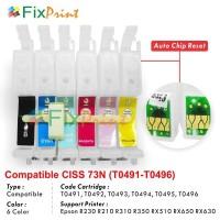 CISS Epson R230 R230x R210 R310 R350 RX510 RX650 RX630
