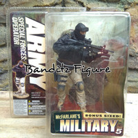 McFarlane Military Series 5 Army Special Forces Operator