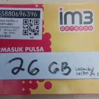 Indosat freedom L 26gb