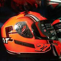 Kyt K2 Rider Andi gilang special edition