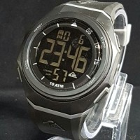 QUICKSILVER CIRCLE JAM TANGAN DIGITAL RUBBER