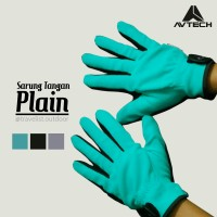Avtech Plain / sarung tangan motor / sarung tangan gunung / gloves