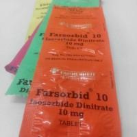 Farsorbid Tab 10mg (Isosorbid) High Quality - Ready