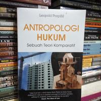 Antropologi HUKUM sebuah Teori Komparatif oleh Leopold Pospisil