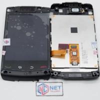 LCD + FRAME BLACKBERRY BB 9550 / 9520 / STORM 2 / ODIN + TOUCHSCREEN