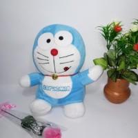 Jual Boneka Doraemon Kecil Murah - Doraemon Mini Bordir Ukuran 25 Cm Murah