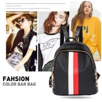 Backpack Tas Ransel CEWEK model gucci - Tas Punggung nilon wanita RNGG