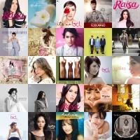 DVD CD COPY MP3 AGNES ANDIEN ROSSA RAISA @320Kbps