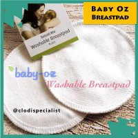 Breastpad Cuci Ulang/ Washable Baby Oz