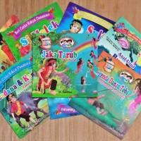 Buku Cerita Anak / Dongeng Anak Bergambar Seri Cerita Rakyat
