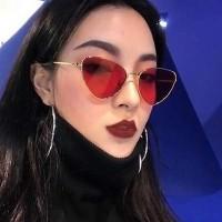 Kacamata cat eye shape sunglasses - P86CE8