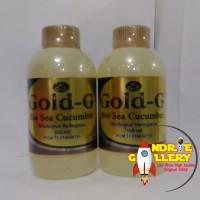 Jelly Gamat Gold G Sea Cucumber