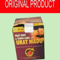 Kapsul-Urat-Madu-Asli-Original-Obat-Jamu-Kuat & Tahan Lama