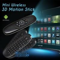 Harga mini wireless air mouse 2 4ghz 3d motion stick android remote | Pembandingharga.com