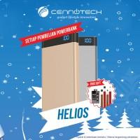 harga Promo Free - Powerbank Helios 6.000mah 2 Usb Port Pure Capacity Tokopedia.com