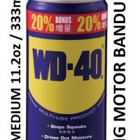 WD40 Medium 11.2oz 333ml Penetrating Oil WD 40 Pelumas Anti Karat