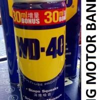 WD40 Large 13.9oz 412ml Penetrating Oil WD 40 Pelumas Anti Karat