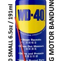 WD40 Small 6.5oz 191ml Penetrating Oil WD 40 Pelumas Anti Karat