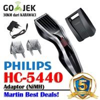 Philips HC5440 Hair Clipper HC-5440 Dual Cut