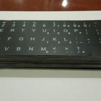 Sticker Keyboard Laptop
