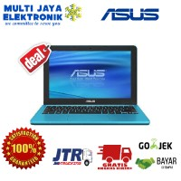 ASUS Notebook [E202SA-FD113D ] Non Windows - Thunder Blue