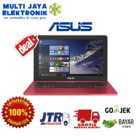 ASUS Notebook [E202SA-FD114D ] Non Windows - red