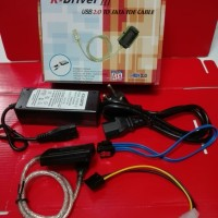 Kabel USB to IDE SATA