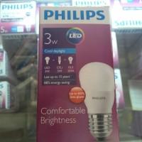 LAMPU PHILIPS LED 3 WATT