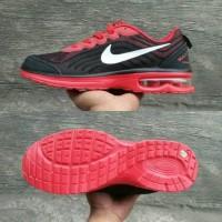 Harga wow sepatu nike airmax tabung pelangi merah forman | Pembandingharga.com