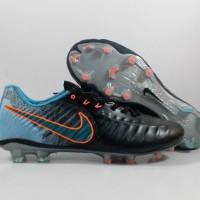 Sepatu Bola Nike Tiempo Legend VII Light Armory Blue FG Replika Impor