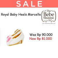 Royal Baby Heels Marcella