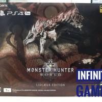 PS4 PRO 1TB MONSTER HUNTER WORLD LIOLAEUS EDITION