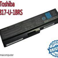 Harga baterai laptop original toshiba satellite l740 l745 ser | Pembandingharga.com