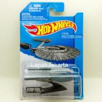 Hot Wheels USS Vengeance Star Trek Into Darkness Diecast Model Koleksi