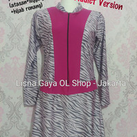 Baju renang dewasa muslimah? baju renang wanita hijab