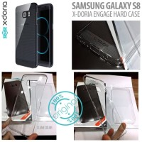 Samsung Galaxy S8 - Hard Case Original X-Doria XDoria E Murah