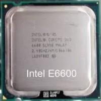 PROCESSOR CORE 2 DUO E6600 2.4 GHZ / E4600 2.4 GHZ