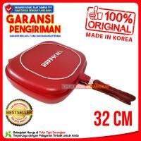 AHA Happy call Special Double Pan 32 cm ORIGINAL