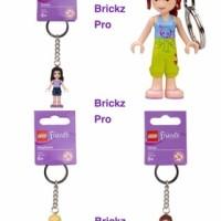 Lego Friends Keychain Emma Olivia Stephanie Mia
