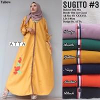 baju wanita gamis sugito 3 jumbo muslim unik modern modis trendi lucu