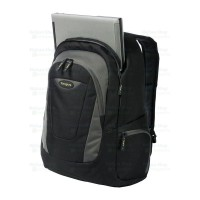 Tas Merk Targus Trek Laptop Backpack - Black