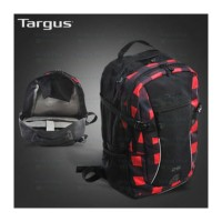 Tas Merk Targus Sport 26L Plaid Backpack 16