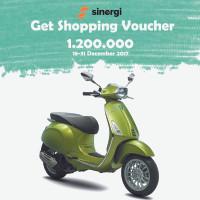 harga Vespa Sprint 150 I Get Verde Speranza - Bogor Tokopedia.com