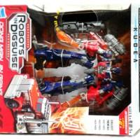 Mainan Anak Robot Transformer Kudea Taikongzhans - Optimus Prime