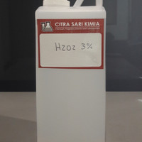 Hydrogen Peroxide / H2O2 3% 1liter