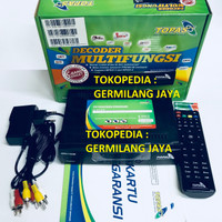 Topas TV - Promo Paket Premium ALL Channels 1 Tahun